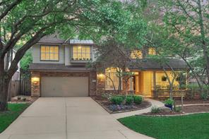 19 Wintercorn Place, The Woodlands, TX 77382