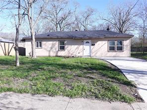 1206 Glenn, Pasadena, TX, 77506