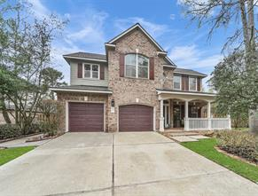 19 Heather Bank, The Woodlands, TX, 77382