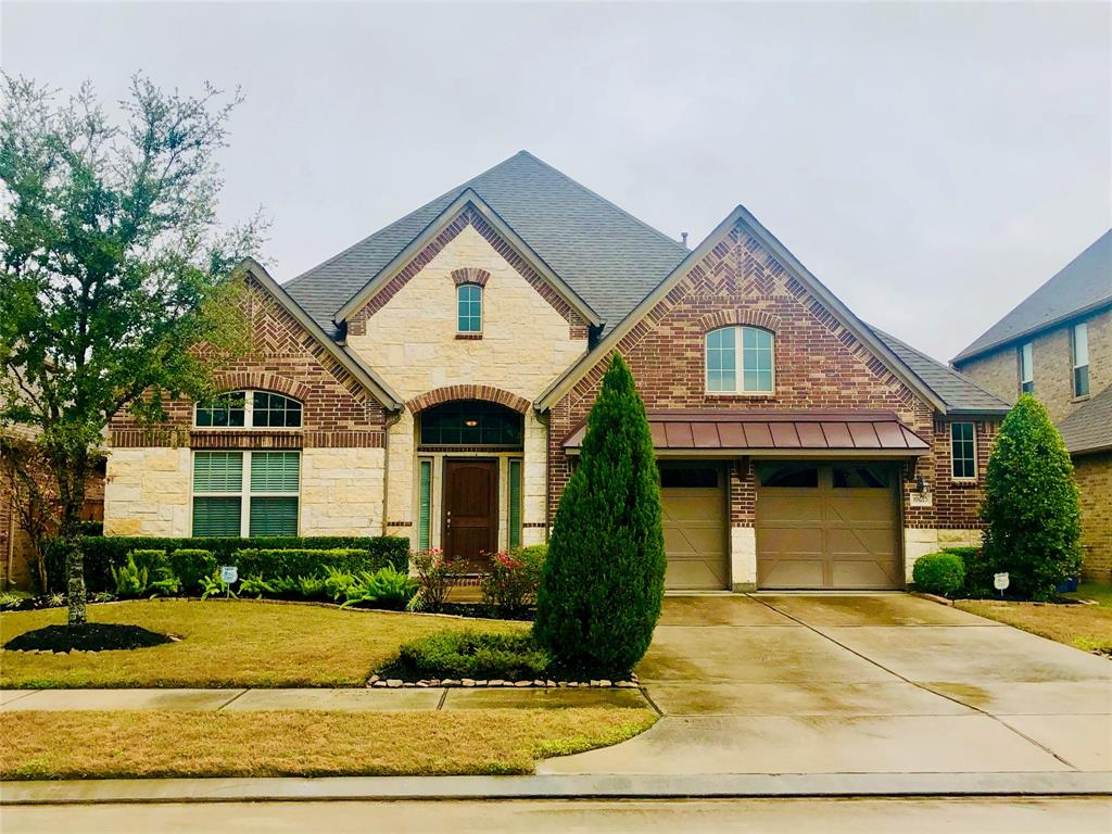 Beautiful Ashton Woods home in coveted Aliana neighborhood. High ceilings, hardwood floors, large patio, 2.5 car garage. You don't want to miss this one  No showings until April 1 2021.