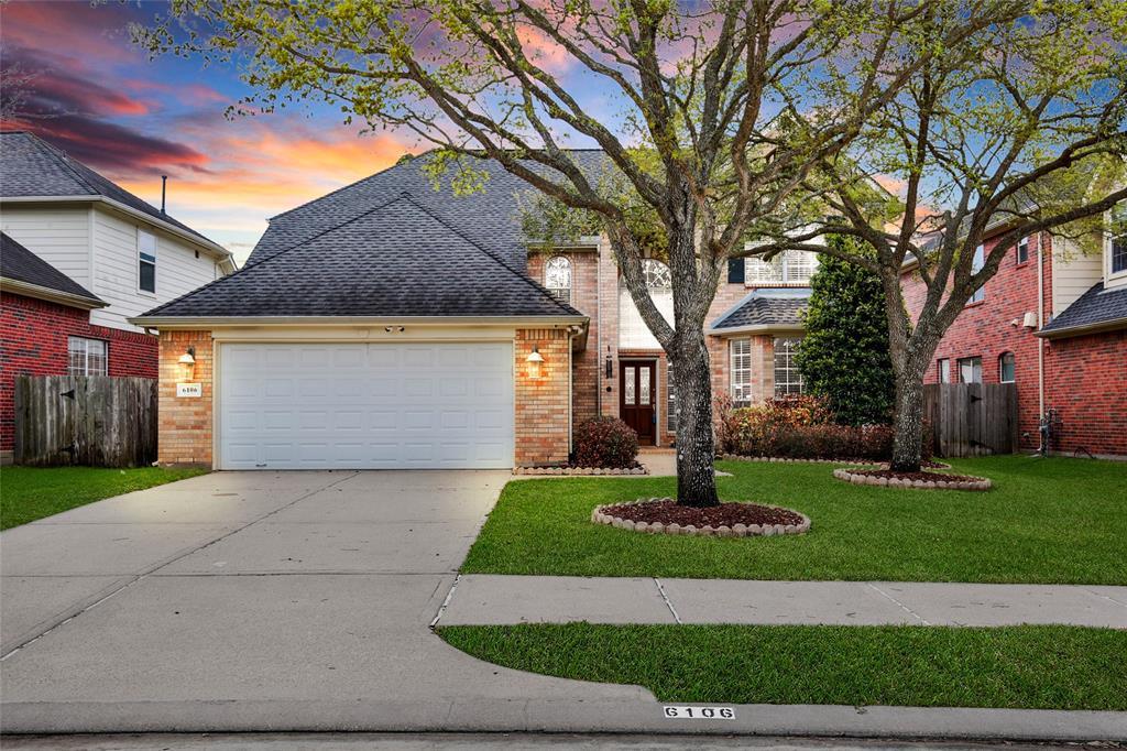 6106 Barkermist Lane, Katy, Texas 77450, 4 Bedrooms Bedrooms, 10 Rooms Rooms,4 BathroomsBathrooms,Single-family,For Sale,Barkermist,47142362