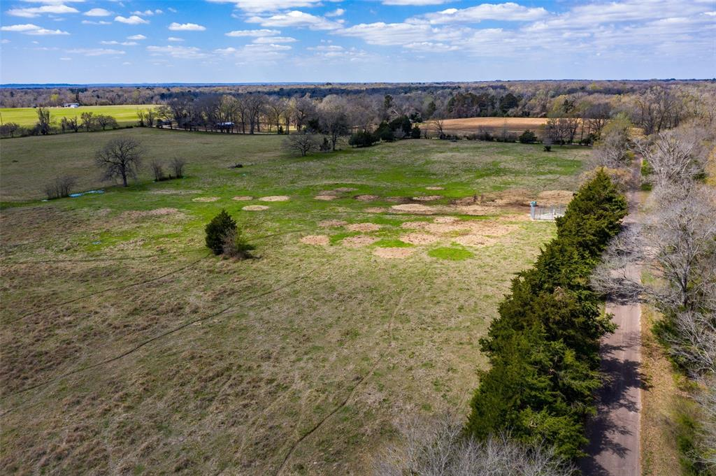 Located in scenic Palestine, this 11.79 acre tract is mainly cleared, with scattered hardwood, and has great homesite potential.