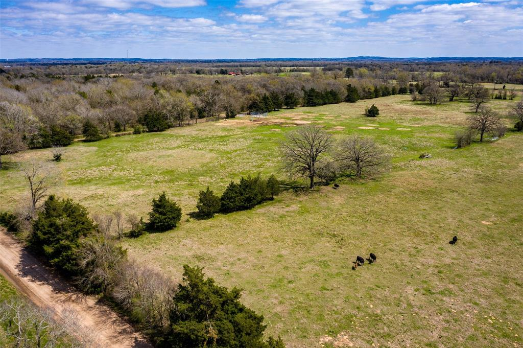 Located in scenic Palestine, this 5.94 acre tract is mainly cleared, with scattered hardwood, and has great homesite potential.