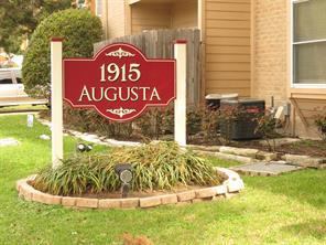 1915 Augusta Drive #12, Houston, TX 77057