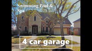 13914 Garden Brook Court, Rosharon, TX 77583