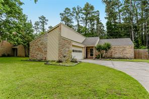 17738 Seven Pines Drive, Spring, TX 77379