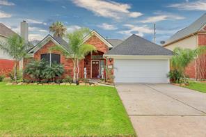18519 Sandelford Drive, Katy, TX 77449