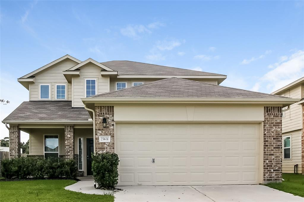 This home is priced to rent and won't be around for long. Apply now, while the current residents are preparing to move out, or call to arrange a meeting with your local Progress Residential leasing specialist today. Exquisite home in Spring, TX! You will love the large family room and dining area and granite countertops in the eat-in kitchen. All four bedrooms are generously sized and the master suite includes a private bath with double sinks and a walk-in closet. The patio in the fenced backyard is perfect for entertaining! Schedule your tour today.