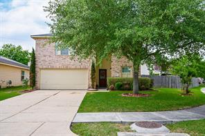 7802 Talladega Springs Lane, Richmond, TX 77407