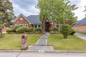 4303 Meadow Forest Lane, Kingwood, TX 77345