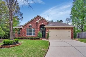 2 Heron Hollow Court, The Woodlands, TX 77382
