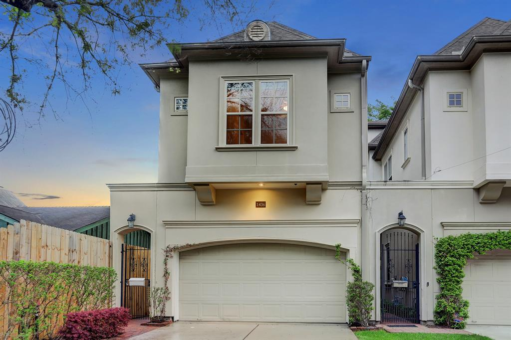 FIRST FLOOR LIVING, SEPERATE DRIVEWAY, BACKYARD!!!! Huge open floor plan with gorgeous hardwood floors, lots of natural light and plenty of storage. Chef's dream kitchen with stainless appliances, includes fridge granite counters and large walk-in pantry.  High ceilings throughout the first floor living areas with warm natural lighting from the tall windows and beautiful views of the turfed backyard. The second floor offers three spacious bedrooms, large closets and utility room. The vast master suite has two walk-in closets and ample windows to the let in the light. The master bath is stunning with a deep soaking tub, separate shower and dual vanities. The third private level offers a secluded space away from the other bedrooms. The large 4th bedroom gives you plenty of flexibility in its use and has a large walk-in closet complete with a full bath. LOCATION, LOCATION, LOCATION! This beautiful home offers walking distance to local restaurants, shopping and easy access to commuting.