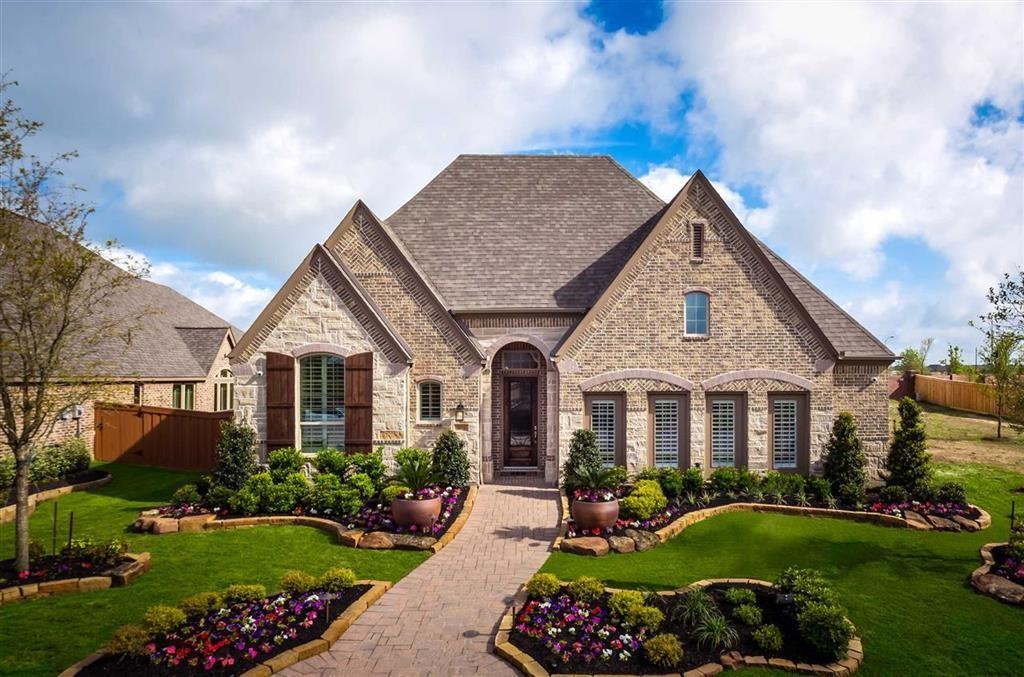 MLS# 75271885 - Built by Highland Homes. Ready Now! ~ Highland Homes Aliana Model Home is for sale. The wait is over for this one! Features tons of model upgrades. Located in the most sought after section in the community.