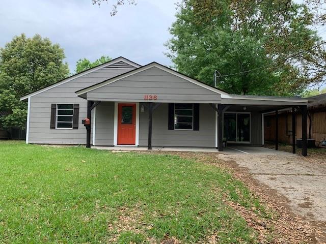 1126 Montrose, Port Neches, TX 77651