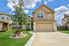 14906 Breezy Forest Lane, Cypress, TX 77433