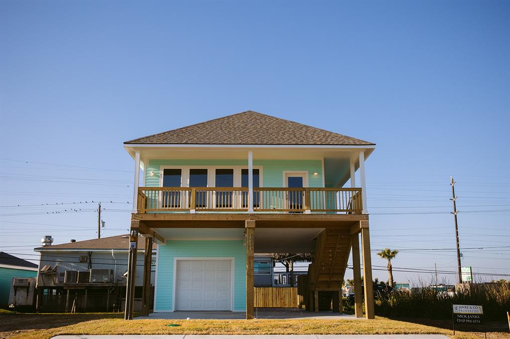 17514 Bristow, Galveston, TX 77554