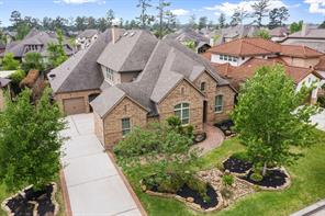 35 Spincaster Drive, The Woodlands, TX 77389