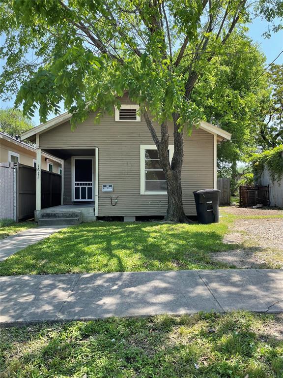 1612 Wipprecht Street, Houston, Texas 77020, 1 Bedroom Bedrooms, 1 Room Rooms,1 BathroomBathrooms,Single-family,For Sale,Wipprecht,15426211