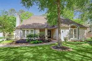 24 Mellow Leaf Court, Spring, TX 77381