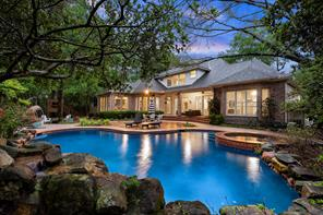 110 N Taylor Point Drive, The Woodlands, TX 77382