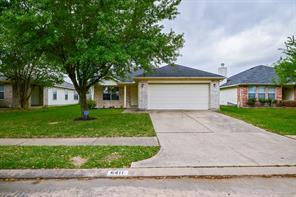 6411 Binalong Drive, Katy, TX 77449