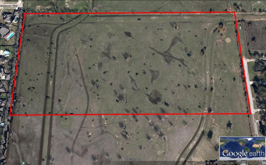 0 Merle Road, Cypress, TX 77433