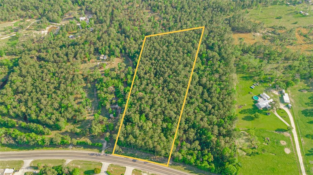 Situated in the low-tax area of Trinity County, this 5.77 acre wooded tract boasts endless possibilities! Zoned for residential OR commercial, this property flaunts versatility at its finest! Property features include ~234' of frontage on FM 356, heavily wooded and level throughout, and trails + a small creek! Great location with easy access to town, while still encompassing enough land to maintain ample privacy. Schedule a tour today!