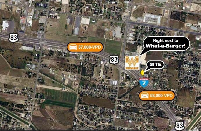 1003 W Expressway 83, Palmview, TX 78572