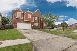 122 Fairport Court, League City, TX 77539