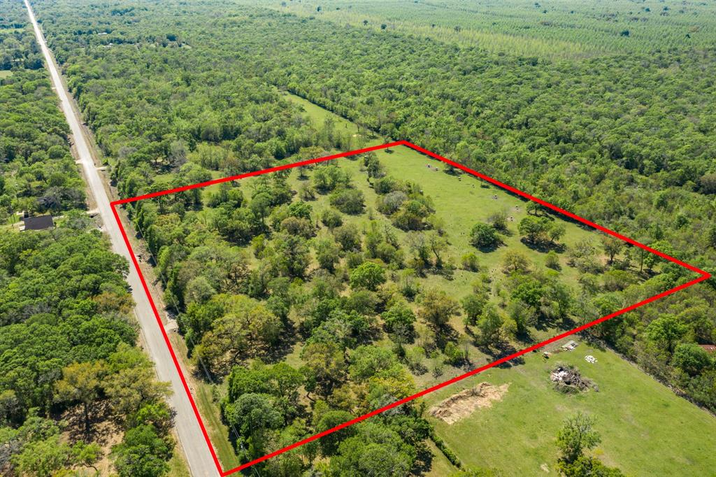 Looking for unrestricted property to build your dream home on. Well look not further than this 10 acre tract that was high and dry in all previous flooding and backs up to a wild life refugee.  Tranquil and serene feed your soul!  This land will not last long so call today for a private showing!