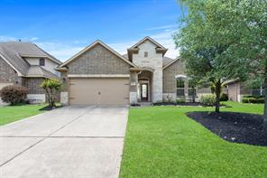 127 W Wading Pond Circle W, Tomball, TX 77375