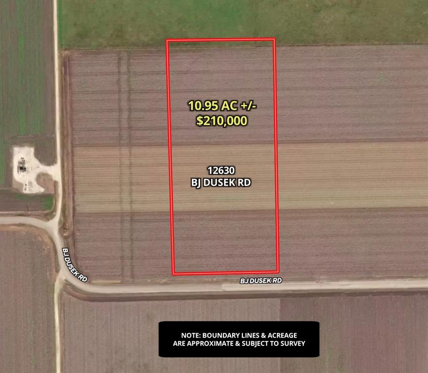 This 10.95-acre property in Fort Bend County is ready for your dream home, the farm you always wanted, a place for your cattle to graze, or whatever you envision! It is only minutes away from Brazos High school and middle school and less than an hour's drive to Houston as well. It has many added improvements and features so that you don't have to deal with the hassle of permits, approvals, and licensing with the county. Improvements and features include: 1) Mobiles OK 2) Private Water Well 3) Electric Power Pole 4) Fenced Property with Gate 5) Road frontage. Fort Bend has been ranked the 5th fastest growing county in the U.S.