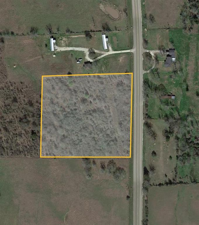 5 Acres located in a great location on Hwy 90. The possibilities are endless with this property. Come and build your dream home, your business, or both.