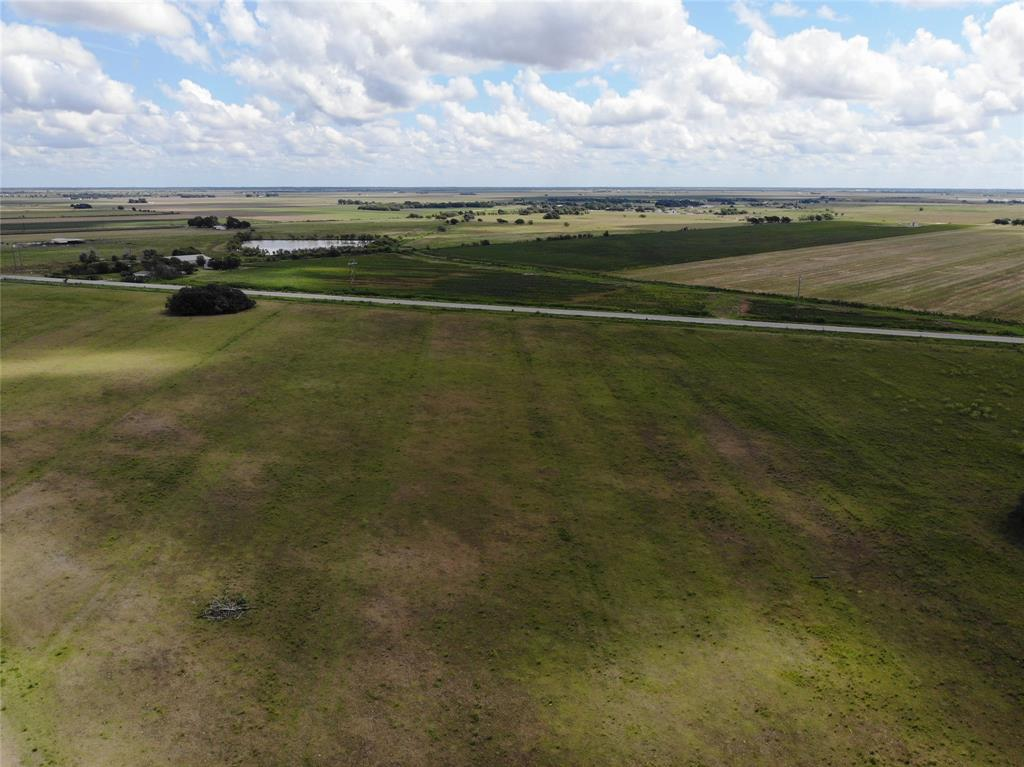 46.5 acres less that 4 miles outside of town! Quiet country living with being less than 12 minutes to Hwy 59 and the city of El Campo. This property has it all!! Buyer agents must be present from first showing and all subsequent property visits with their buyer.