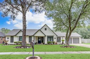 709 Windsor Drive, Friendswood, TX 77546