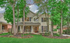 47 N Goldenvine Circle, The Woodlands, TX 77382