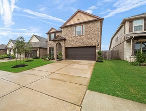 5102 Rue Dela Croix Drive, Katy, TX 77493