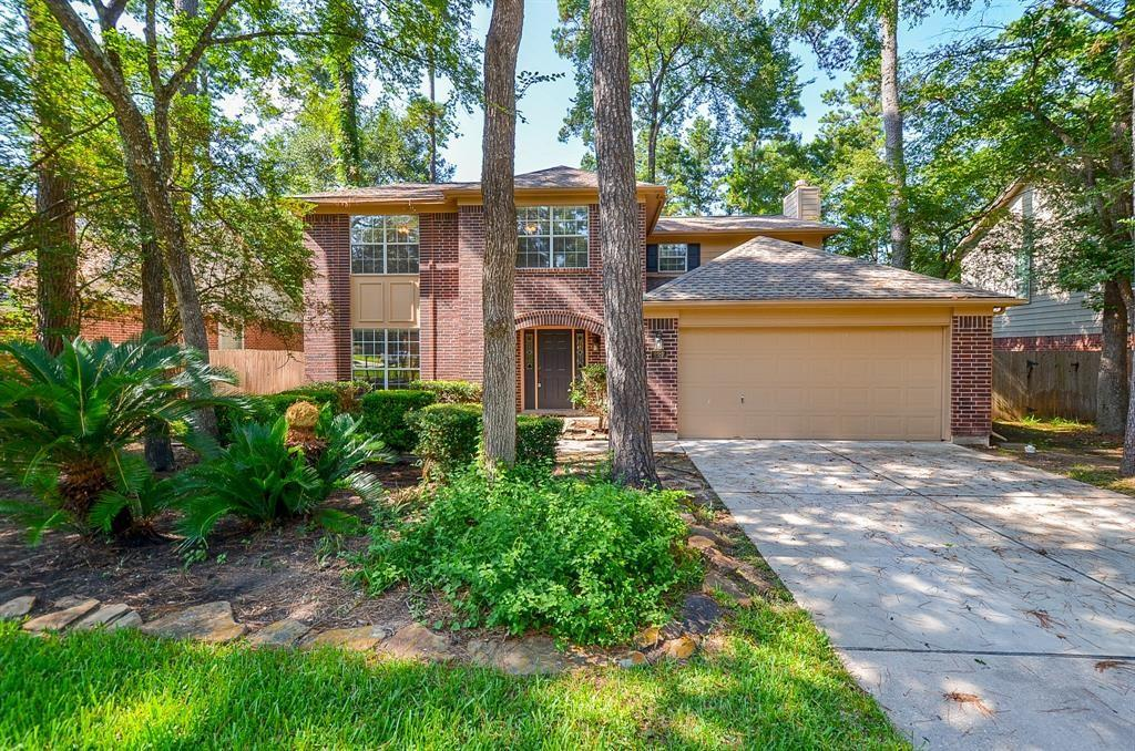 This is a beautiful 4 bedroom home with a large and spacious backyard perfect for entertaining. It is located just minutes from 45 and zoned to top-rated schools. This home features tile and laminate wood flooring and neutral colors throughout. Schedule a tour TODAY!