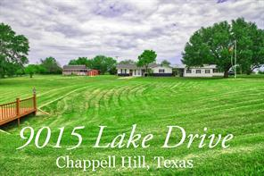9015 Lake, Chappell Hill TX 77426