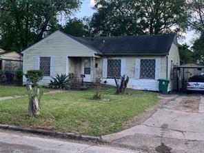 4714 Winfree, Houston TX 77021