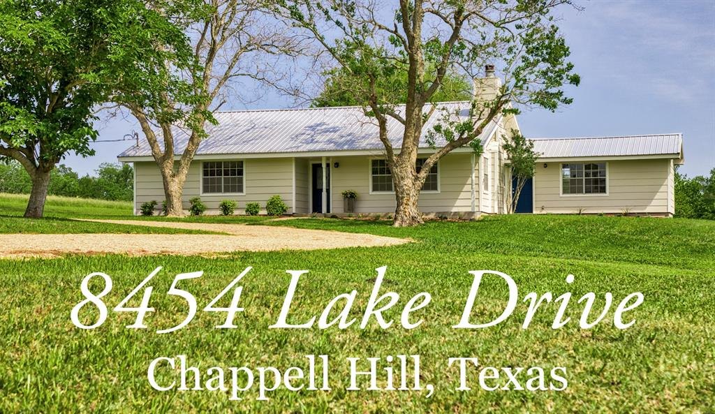 This charming country house has been updated and sits on 2.3 acres in the desired Chappell Hill Estates subdivision.  This is the perfect opportunity for someone looking to move to the country to a manageable sized piece of property.  The only thing it's missing is you!  The remodel included these updates:  Roof replaced in 2018 New well pump and pressure tank New Exterior hardyplank siding New exterior and interior paint New interior doors all throughout New sliding glass door New A/C in 2019 New granite/quartz countertops all throughout New fixtures, toilets and sinks in all bathrooms  New master tub and tile surround New light fixtures, switches and outlets all throughout New attic stairs New driveway New Kitchen cabinets and Bathroom cabinet doors New Appliances   OWNER IS A LICENSED REAL ESTATE AGENT.