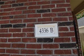 4336 Phlox Street B, Houston, TX 77051