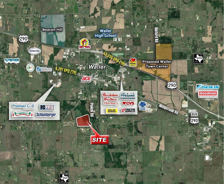 17823 Penick Road, Waller, TX 77484