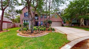 43 E Cherryvale Court, The Woodlands, TX 77382