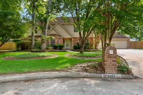 5503 Brownlee Lane, Spring, TX 77379