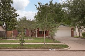 5103 Summit Lodge Drive, Katy, TX 77449