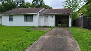9606 Chatfield Street, Houston, TX 77025