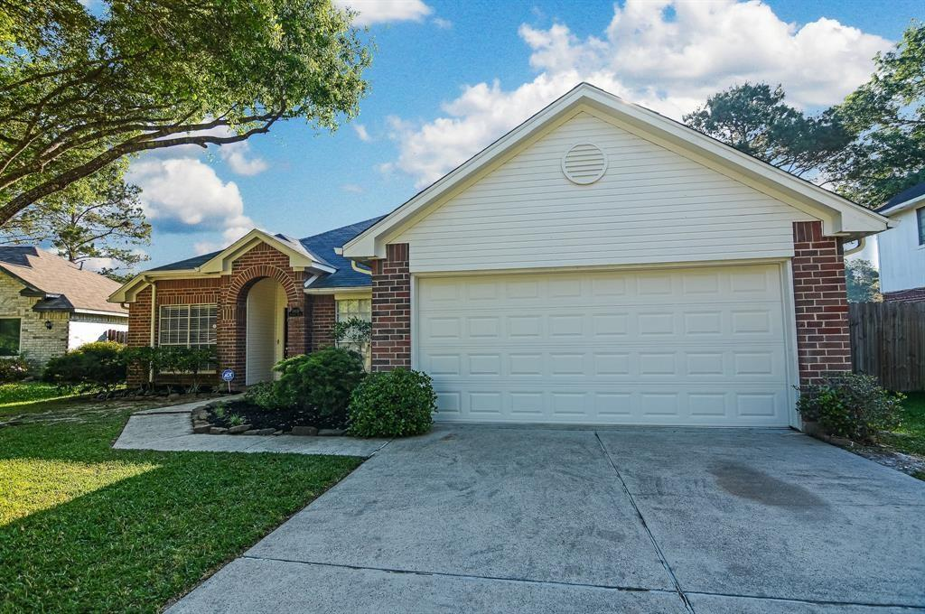 UNBELIEVABLE 1 STORY 4 BEDROOM! ALL NEW IN 2019: Wood-Look Flooring * Carpet * Front & Back Doors * Garage Door * Guest Bath Vanity * Door Hardware * Baseboards * Interior & Exterior Paint * WOW! Recent A/C & Heat + Roof! Incredible Kitchen: Granite Counters + Stainless Appliances Including Built-In Microwave & Gas Cooking! Supersized Family Room - Wood-Look Flooring + Gas Fireplace + Recessed Lighting! High Ceiling Master Suite - Garden Bath with Dual Sinks + Walk-In Closet! Covered Wood Deck! Great Location in Master Planned Community - Easy Access to the Grand Parkway & I-45 North! Zoned to Highly Rated Conroe Schools! WON'T LAST LONG!