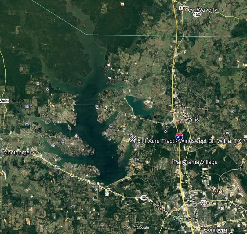 TBD - 4.511 ACRES WINDSWEPT Way, Willis, TX 77378