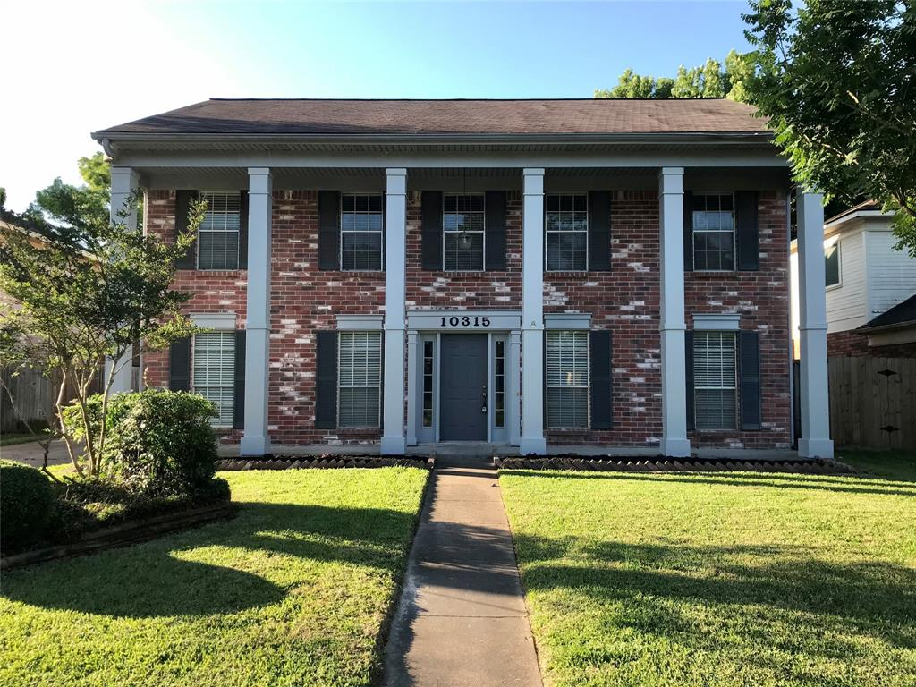 Large 4 bedroom home ready for immediate move-in.